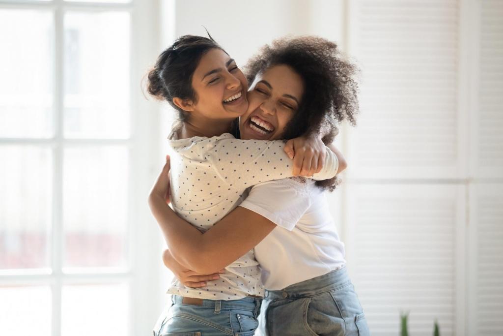 Huidhonger knuffelhormoon oxytocine City Massage