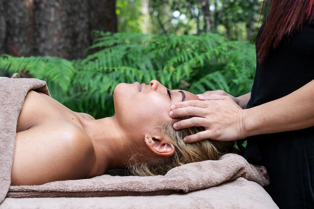 Sportmassage Hoofdpijnmassage City Massage Woods Tilburg Moergestel bossen
