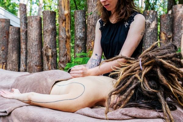 Massage fibromyalgie City Massage Tilburg Woods moergestel bossen